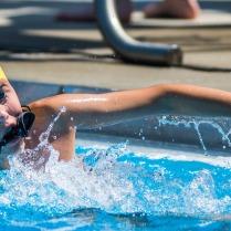 Developmental swim meet