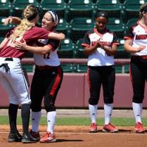 FSU vs Louisville Softball, Senior Day