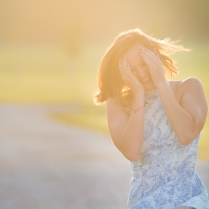 Just a few images from a beautiful morning working with the wonderful Madison...