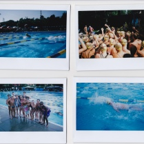 From the swim meet this past weekend