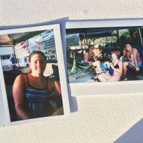 Assorted swim meet fool-er-y