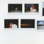 Assorted polaroids from the weekend...