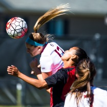 Ponytail AND header. Boom.